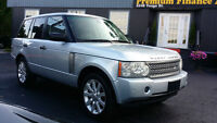 2006 Land Rover Range Rover HSE SUPERCHARGED,  DVD, NAV!