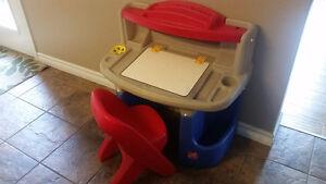 Step 2 - child's desk