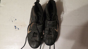Used Nike football cleats size 13 mens. 50 OBO
