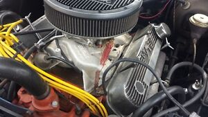 1964 Plymouth Fury 383 4 spd