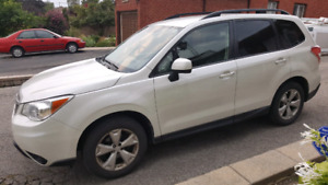 2014 Subaru Forester 2.5i with Convenience Package
