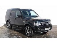2015 Land Rover Discovery 2015 15 Landrover Discovery 4 3.0 SDV6 HSE Luxury Dies