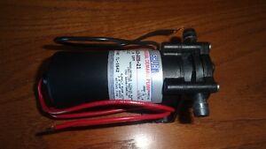 Pompe Shurflo 12v 1 Gallon par minute gpm