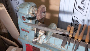 """Delta Rockwell 36"""" wood lathe West Island Greater Montréal image 3"""