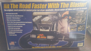 Metro Motorcycle Air Force Blaster B3-CD *NEW*