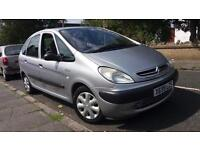 2000 X CITROEN XSARA PICASSO 2.0 HDi LX.MOT AUGUST 2017.2 KEYS.GREAT RUNNER .