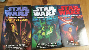 Star Wars novels bundle #3