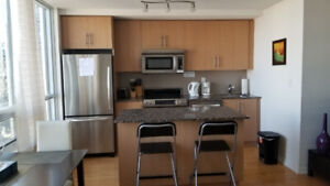 July: Furnished 2 Bedroom downtown suite next to Union