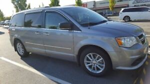 2015 Dodge Caravan SXT ,With Navigation ,DVD Player, 20500 kms