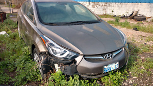 2015 Hyundai Elantra Parts Car