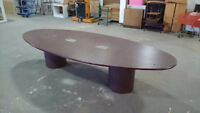 Conference table with chairs Guelph Ontario Preview