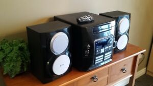 RCA Stereo System for Sale!