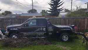 2003 f350 tow truck