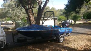 Pride Ski Boat