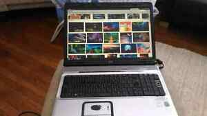 "HP 17"" laptop"