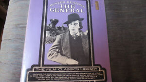 "Buster Keaton's""The General"" film to book, 1975"