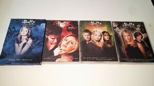 Buffy the vampire slayer - saisons 1 à 4
