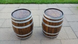 Wine Barrel Coffee Table Kitchener / Waterloo Kitchener Area image 7
