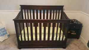 Crib set Strathcona County Edmonton Area image 3
