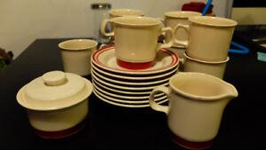 Service à thé ou café - Tasses