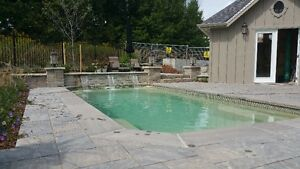 Leading edge pools and designs