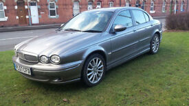 Jaguar X-TYPE 2.2D 2007 S PX Swap Anything considered