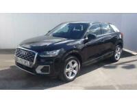 2018 Audi Q2 1.4 TFSI Sport 5dr S Tronic Auto Estate petrol Automatic