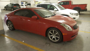 2005 Infiniti G35 Automatic Coupe (2 door)