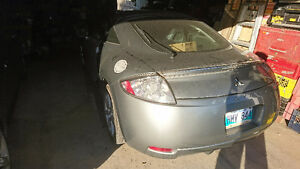 2007 Mitsubishi Eclipse completely stripping for parts