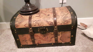 Map trunk for sale