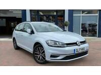 2017 Volkswagen Golf 1.6 TDI BlueMotion Tech SE (s/s) 5dr Estate Diesel Manual