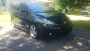 MAZDA 5 GT 2007 *GROUPE LUXE* SEULEMENT 158 000KM