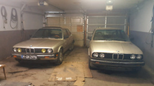 Project of 2 BMW 5500obo