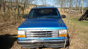 1994 Ford Explorer 4X4 for parts