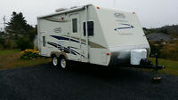 2007 TRAIL CRUISER 21 FT. TRAVEL TRAILER