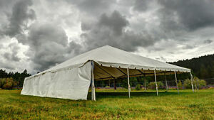 FIESTAville BACKYARD EVENT PARTY TENT RENTALS Stratford Kitchener Area image 4