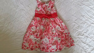 Floral party dress Size 10