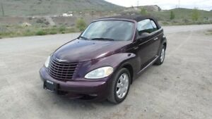2005 Chrysler PT Cruiser Conv-NOW REDUCED TO ONLY $4960!!