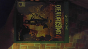 Deadrising 4 for xbox one