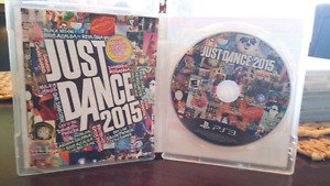 Just Dance 2015 ps3 game
