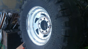 8 bolt ford/ dodge rims