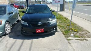 """2007TOYOTA CAMRY SE """"LEATHER"""""""