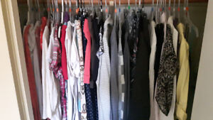 Ladies Gently Used Clothing- Closet Cleanout!
