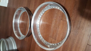 Work wheels 40 Hole Outer Lips 3.5
