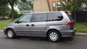 1999 Honda Odyssey Fourgonnette, fourgon