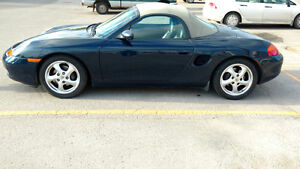 1999 Porsche Boxster 2dr Roadster Manual Coupe (2 door)