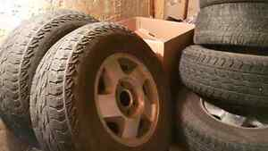 Truck tires 245/75/R16