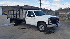 Attention roofers + landscapers - 1995 GMC Tiltdeck