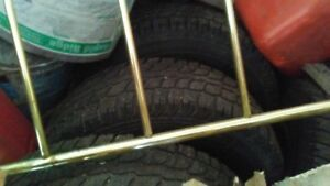 99-04 Chev studded winter tires and rims