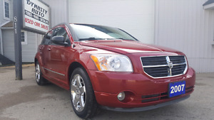 2007 Dodge Caliber R/T AWD / CERTIFIED / DYNASTY AUTO